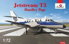 Самолет Jetstream T3 Handley Page 1/72