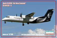 Dash 8 Q300 «Air New Zealand» (сборная модель 1/144 Eastern Express 144134-06)