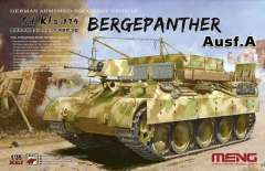 MENG SS015 Bergepanther Ausf.A