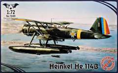 Heinkel He.114B Bat project 72009
