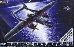 P-61B Black Widow 1/48 Great Wall Hobby GWH-S4802