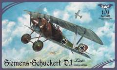 Bat project Siemens-Schuckert D.1 поздний модель 1/72