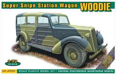 ACE Super Snipe Station Wagon (Woodie)