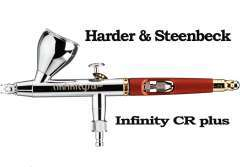 Аэрограф Harder Steenbeck Infinity CR plus 2 в 1