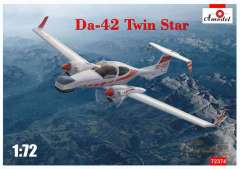 Amodel 72374 Da-42 Twin Star 1/72