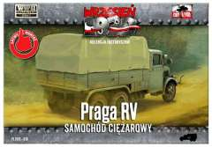 First To Fight Praga RV модель 1/72