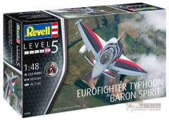Eurofighter Typhoon Baron Spirit Revell 03848