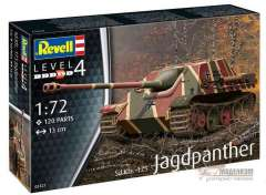 Revell 03327 Jagdpanther Sd.Kfz.173