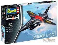 Mirage F-1C/CT Revell 04971