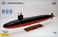 SSN-593 Thresher ModelSvit, MSVIT 1401 1/144