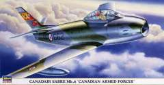 Сборная модель Canadair Sabre Mk.6 Canada Air Force 1/48