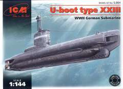 U-Boot Type XXIII ICM, S004 1/144