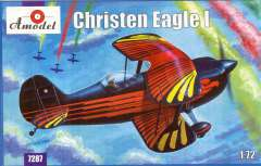Американский спортивный самолет Christen Eagle I 1/72 Amodel