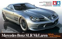 1/24 Mercedes-Benz SLR McLaren 722 Edition