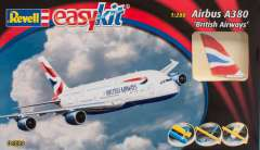 Пассажирский самолет Airbus A380 British Airways 1/288 Revell