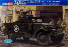 Бронетранспортер M3A1 White Scout Car 1/35. Поздний вариант