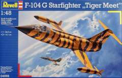 Истребитель F-104G Starfighter Tiger Meet 1/48 Revell
