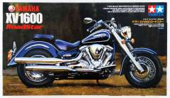 Мотоцикл Yamaha XV1600 Road Star 1/12