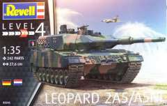 Revell Leopard 2A5/A5NL 1/35
