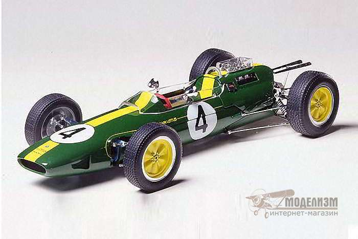 1/20 Lotus 25 Coventry Climax. Картинка №2