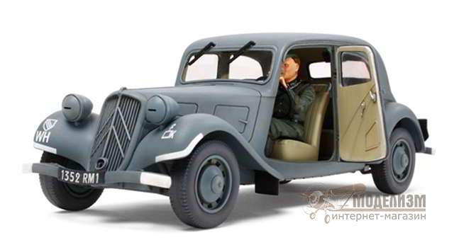 1/35 Citroen Traction 11CV. Картинка №2